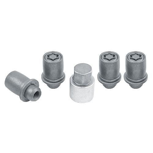 SICUSTAR EN4AG7 (EN415CR) pojistné matice M14x1,5 plochá s podložkou, klíč 22